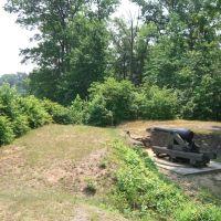 Cannon at Drurys Bluff Battle Field, Беллвуд