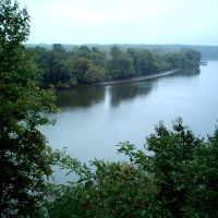 James River at Drewyrs Bluff, Беллвуд