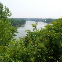 James River at Drurys Bluff Battle Field, Бенсли