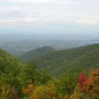 Fall 2008 on the Blue Ridge Parkway, Блу-Ридж
