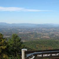 Great Valley Overlook, Блу-Ридж