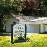 Walton Funeral Home, Бурквилл