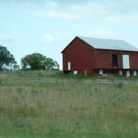 Red Barn in the Shenandoah Valley, Верона