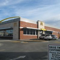 McDonalds in Vinton after remodel, Винтон
