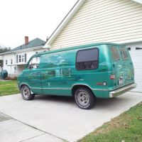 Vintage Van, Винтон