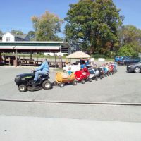 Lawn Mower Train, Винтон