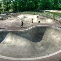 lytbox: Woodbridge Skatepark 1, Вудбридж