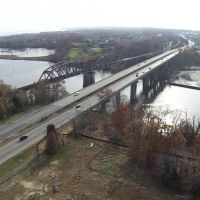 Route 1 Bridge Over The Occoquan, Вудбридж
