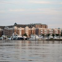 Beautiful Belmont Bay by water. Woodbridge, VA, Вудбридж