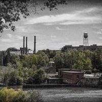 Dan River Mills - Schoolfield Division, Данвилл