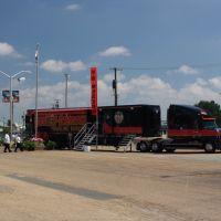 Harley Davidson Traveling Museum, Richmond VA August 2004, Ист-Хайленд-Парк