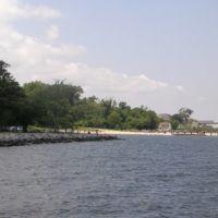 York River, Йорктаун