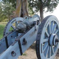 Yorktown Battlefield Howitzer, Йорктаун