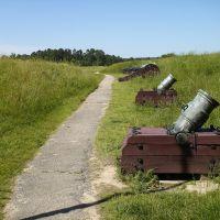 Yorktown Battlefield, Йорктаун