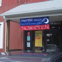Over the Moon Bookstore & Artisan Gallery Now OPEN!, Крозет