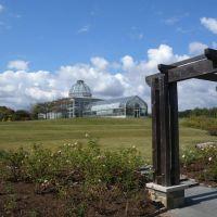 Lewis Ginter Botanical Gardens, Лейксайд