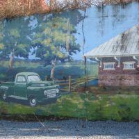 Painting in Luray, VA, Лурэй
