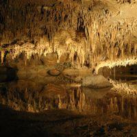 Underground Lake at Luray Caverns, Лурэй