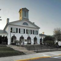 Courthouse - Luray, Page County, VA., Лурэй