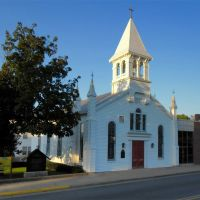 St. Marks Lutheran Church - Luray, Page County, VA., Лурэй