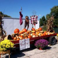Fall Harvest Wagon, Luray, VA; Oct. 2011, Лурэй