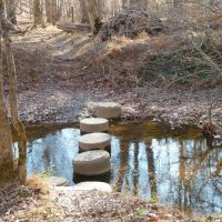 Bull Run-Occoquan Trail at Johnny Moore Creek, Манассас-Парк