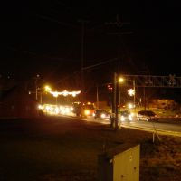 Marion VA grade crossing, Марион
