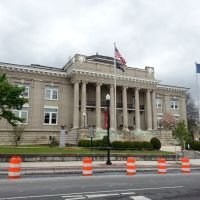Palais de justice du comté de Smyth, Марион