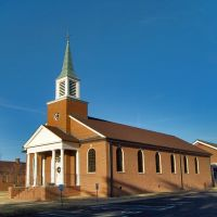 Mechanicsville Methodist Church - Hanover County, VA., Меканиксвилл