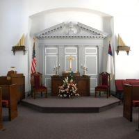 Chapel Interior, Монтроз