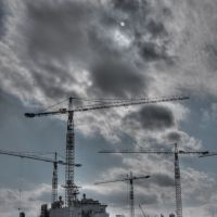 Cranes and Clouds, Норфолк