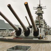 USS Wisconsin BB-64, Норфолк