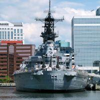 USS Wisconsin, Норфолк