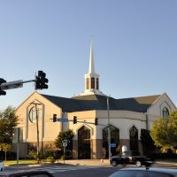 VIRGINIA: NORFOLK: Garden of Prayer Worship Center, 1001 Church Street, Норфолк