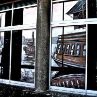 Norfolk Waterside in Days Past, Портсмут