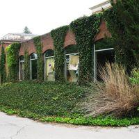 St. Albans Sanatorium - Back, Радфорд