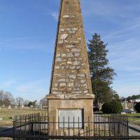 Mary Draper Ingles grave, Радфорд