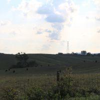 Cow Pasture at Dusk (Radford, Virginia), Радфорд