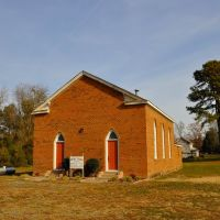 VIRGINIA: ISLE OF WIGHT COUNTY: RUSHMERE: Divine Touch Apostolic Faith Church of God, 5317 Old Stage Highway (S.R. 10), Рашмер