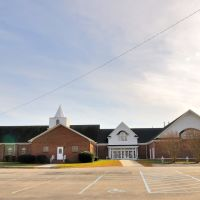 VIRGINIA: ISLE OF WIGHT COUNTY: RUSHMERE: First Gravel Hill Baptist Church, 5186 Old Stage Highway (S.R. 10) northern aspect, Рашмер