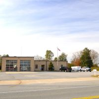 VIRGINIA: ISLE OF WIGHT COUNTY: RUSHMERE: Rushmere Volunteer Fire Department, 5354 Old Stage Highway (S.R. 10), Рашмер