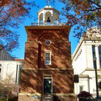 Bell Tower - Capitol Square, Richmond, VA, Ричмонд