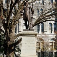 Statue of Stonewall Jackson - Capitol Square, Richmond, VA., Ричмонд