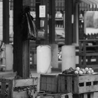 17th St. Farmers Market - Early winter morning, Ричмонд