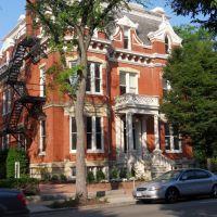 House VCU District, W-Franklin Street,, Ричмонд