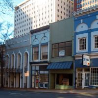 8th Street Store Fronts - Richmond VA., Ричмонд