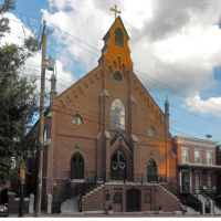 St. Patricks Catholic Church, Richmond, VA., Ричмонд
