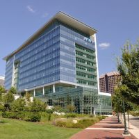VIRGINIA: RICHMOND: Foundry Park: MeadWestvaco headquarters building, Ричмонд