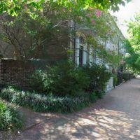 Broad Street Sidewalk, Richmond VA., Ричмонд