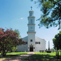 St. Johns Episcopal Church, Richmond, VA. (circa 1741), Ричмонд